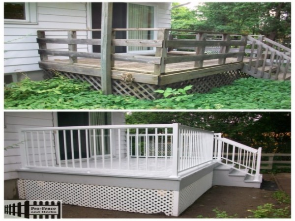 Pro Fence And Decks Inc Fence And Decks Installations In